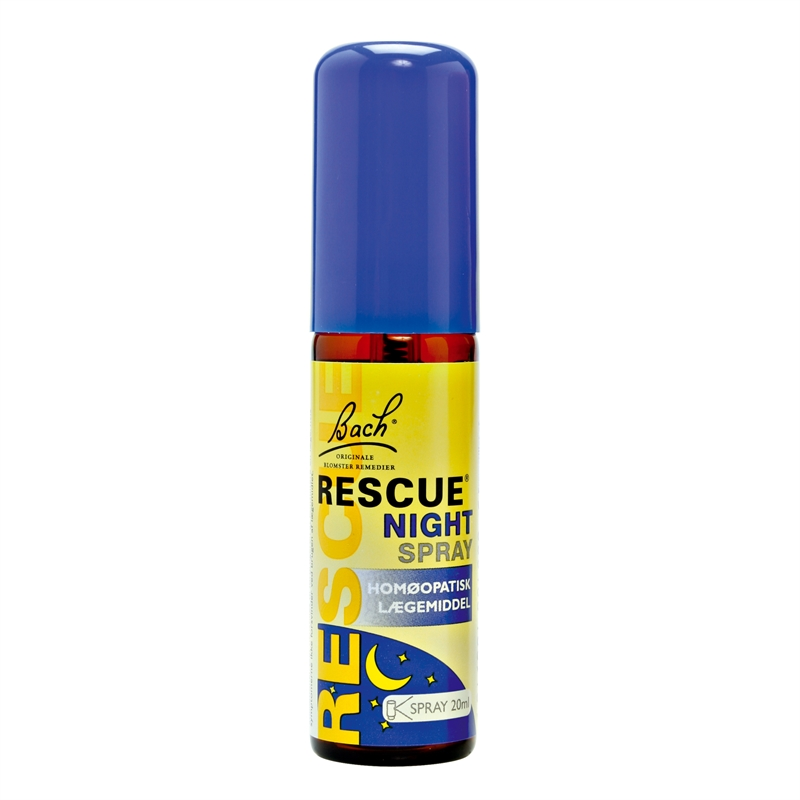 BACH® RESCUE® NIGHT SPRAY - 20 ML